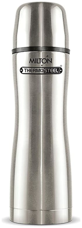 Milton Stainless Steel 500 ml Thermosteel Flask-Silver