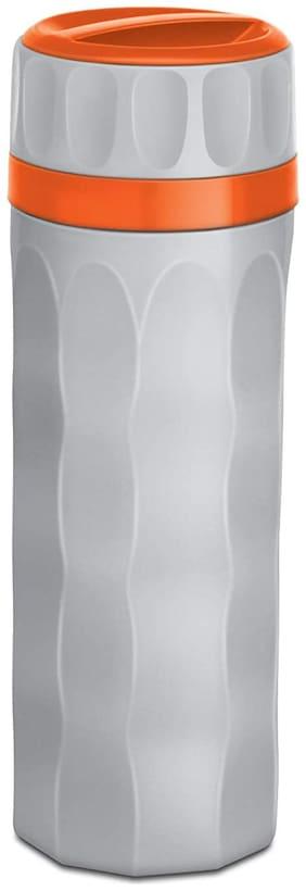 Milton Thermoware Flask Set of 1 ( Grey , Plastic ,  420 ml )