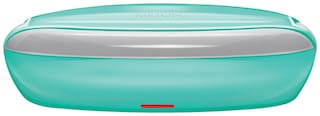 Milton 2 Containers Plastic Lunch Box - Green