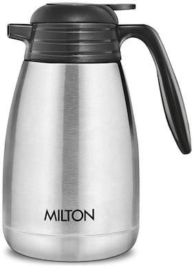 Milton Carafe 1500ml Thermosteel Flask Bottles, Silver