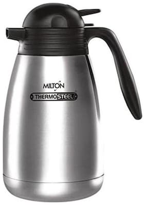 Milton Thermosteel Carafe, 1.5 Litres, Silver