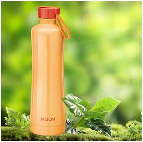 Milton TIARA 900 Thermosteel Bottles Set of 1 ( Orange , Stainless Steel ,  750 ml )