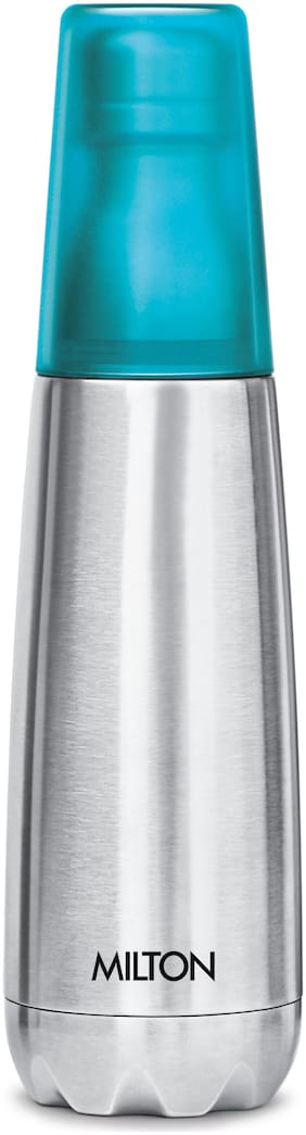Milton  Thermosteel Vertex 1000,Blue Bottle Flask