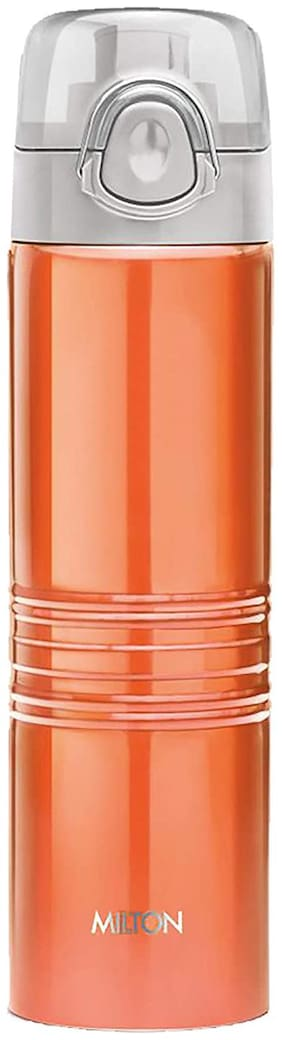 Milton Vogue 750 Stainless Steel Water Bottle;750 ml;Orange