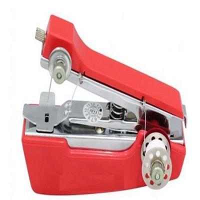 MINI Portable Handheld chain stitch SEWING MACHINE