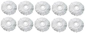 Mixoma Replacement Mop Head Refill for 360 Rotating Easy Mop Pack of 10
