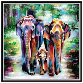 MJR Poster Painting Style-SPIRITUAL PAINTING Wall Decor-Art Reprint Unframed (rolled) 12x12 inches