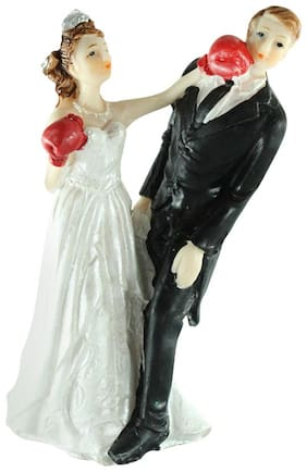 Mobaccs Couple Showpiece Gift for Anniversary And Marriage