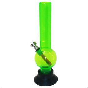 Moksha 8 inch Acrylic Mini Bong.Pipe Diameter 3.0cm
