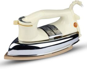 Monex Plancha Dry Iron (White)