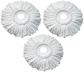 MOP,MOP REFILL,WHITE COLOR,PACK OF 2