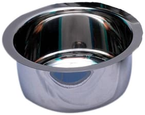 Mopi Heavy Guage Mintage Stainless steel Milk Pot - 1 LITRE