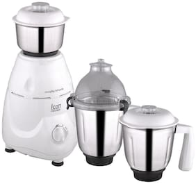 Morphy Richards ICON CLASSIQUE 750 W Mixer Grinder ( White , 3 Jars )