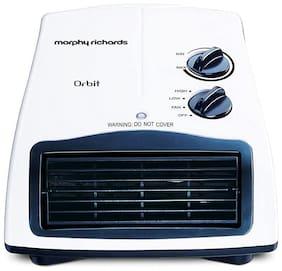 Morphy Richards Orbit 2000 Watts PTC Room heater (White)