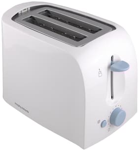 Morphy Richards AT-201 2 Slices Pop-Up Toaster - White