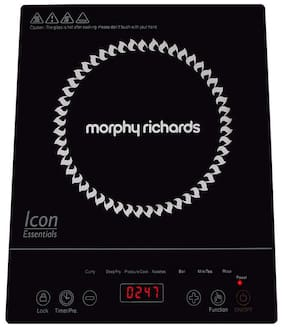 Morphy Richards ICON ESSENTIAL 1600 W Induction Cooktop ( Black )