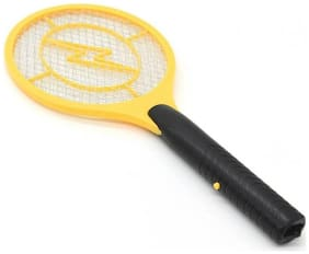 Mosquito Killer Swatter Zapper Bat (color and design may vary)