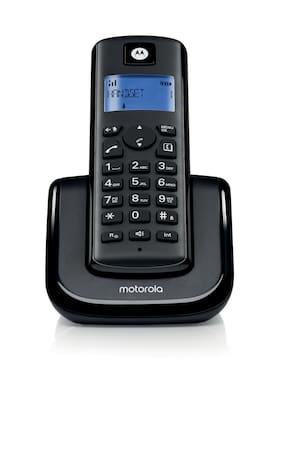 Motorola Cordless phnoe T201I (Black)