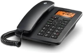 Motorola CT111i Corded Landline Phone ( Black )