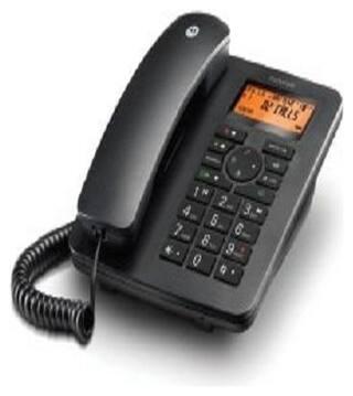 0caaf6c7e1f Buy Motorola CT111i Corded Landline Phone ( Black ) Online at Low ...