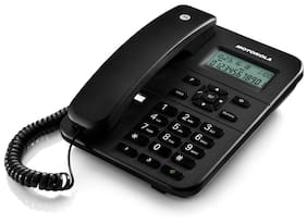 Motorola Corded Caller Id Phone - Ct202 Black