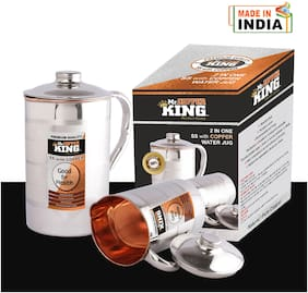 Mr. Copper King SS with Copper Water Jug 1000ml