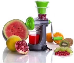 MRT Lexus Series Kitchen Juicer Mini Fruit Juicer Smallest Juicer (Set of 1 - Green)