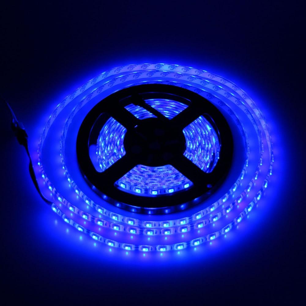 QUXXA 5meter 15foots Strip Light Waterproof Dustproof Led Strip Light With Adapter...