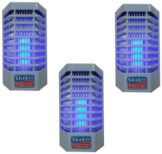 QUXXA Night lamp cum  Electric Mosquito/insect Killer(Set of 3)