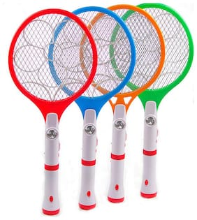 MSTC High Quality Rechargeable Mosquito Racket killer