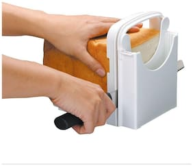 Multi-functional Bread  Loaf Toast Thick Cutter Slicer