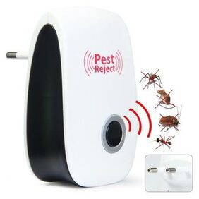 Electronic Ultrasonic Anti Pest Mouse Killer, Mosquito Repeller EU Plug