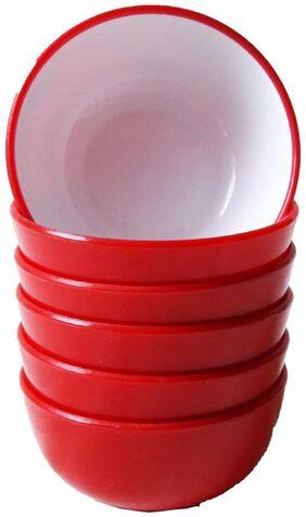 Multi Use Plastic Bowl Set