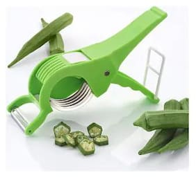 Multi Vegetable And Fruit Slicer Cutter With Peeler