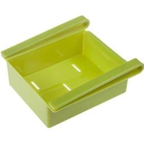 Multifuction Plastic Kitchen Refrigerator Storage Rack Home Fridge Shelf tray