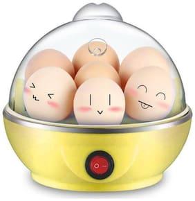 Multifunctional Electric 7 Egg Boiler Cooker Electric 7 Egg Boiler Cooker Egg Cooker  (1Pc)