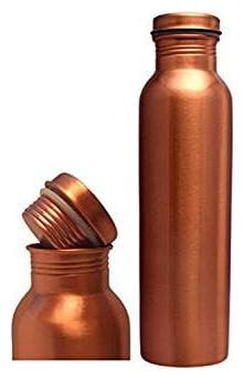 COPPERKING 1000 ml Copper Copper Water Bottles - Set of 1