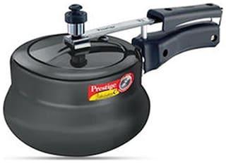 Prestige Nakshatra Plus 2 Ls Hard Anodized Pressure Cooker