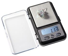 Naman Trading Digital Display 0.1 Gm to 200 Grams Mini Pocket Weight Scale Measurement Weighing Machine jewellery weighing machine