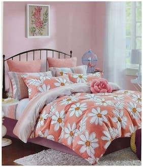 Nanki's Cotton 3d printed Double Size Bedding Set