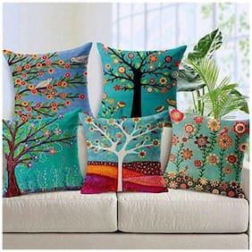Nanki's Premium Cushion Covers (16X16)