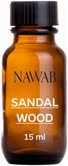 NAWAB Sandalwood essential aromaDiffuser oil(15ml)