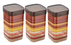 Nayasa Fusion Deluxe Containers 2100 ml - Set of 3