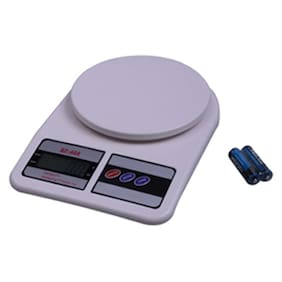Neewer White Electronic Kitchen Postal Digital Scale