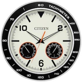 """NEW 18""""  CITIZEN  GALLERY INDOOR/OUTDOOR  WALL CLOCK  CC2019"""