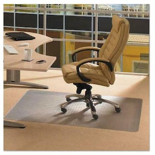 """New 36"""" x 48"""" PVC Chair Floor Mat Home Office Protector For Office Home Carpet"""