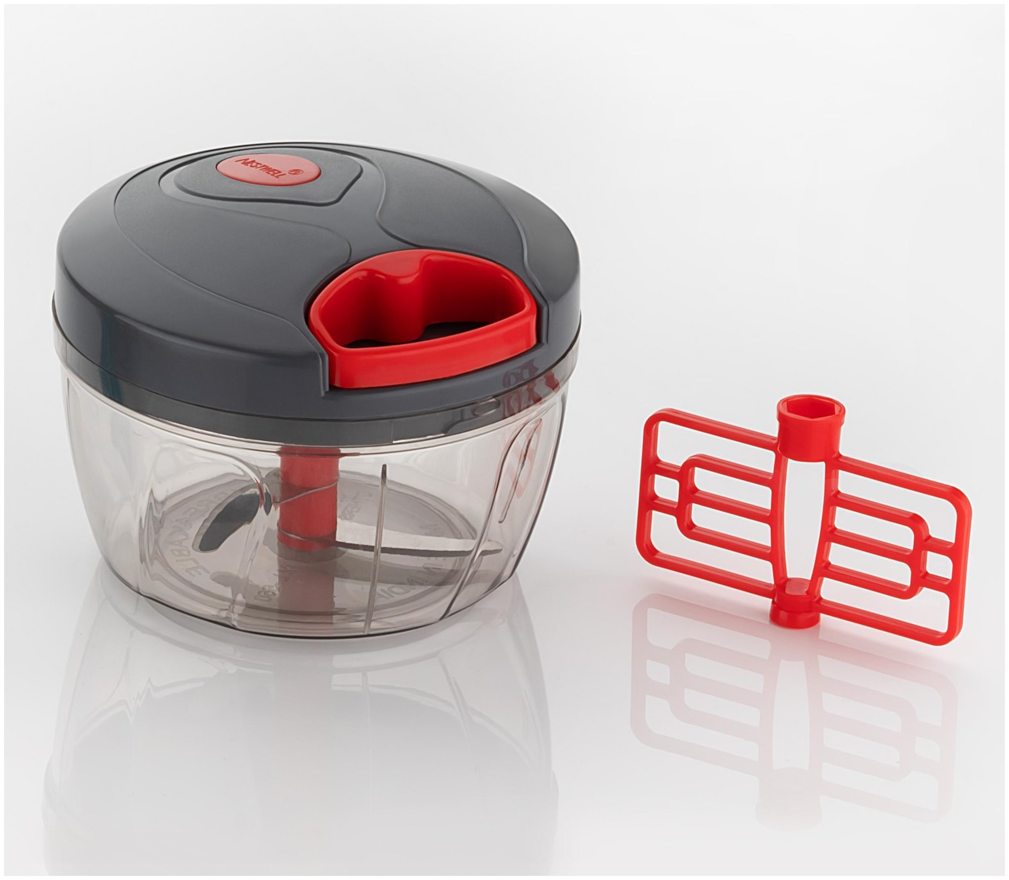 ew 2 in 1 Handy Chopper, Vegetable Cutter and Chilly Cutter, 3...