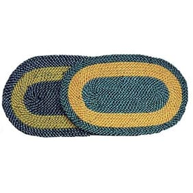 NewLadiesZone Set Of 2 pc Bath/Door Mats