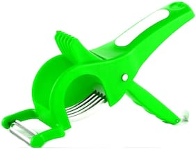 NewveZ 2in1 Vegetable/Fruit Cutter With Peeler