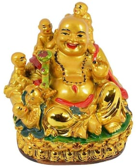 Ngt Online 5 Child Laughing Buddha Set Of 1